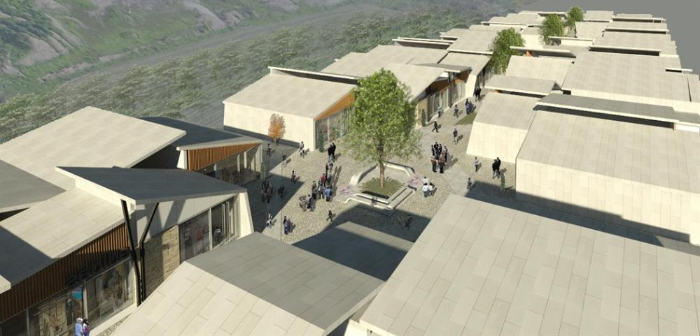 Outlet mall coming to west Nicosia, KNEWS