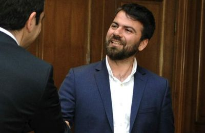 It was the second Pulitzer Prize for the 35-year-old who was first honored for his coverage of the Greek refugee crisis in 2016