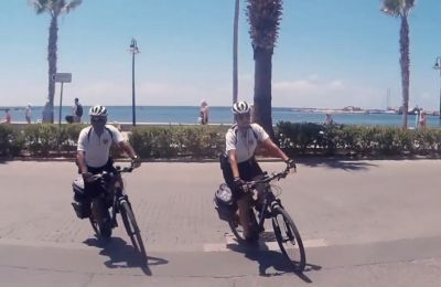 Members of the bicycle patrol say they have been embraced by the public, both locals and tourists