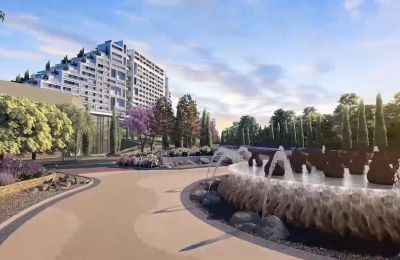 Melco celebrates first anniversary in Cyprus by giving first glimpse of upcoming City of Dreams Mediterranean