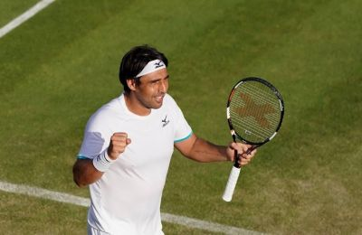 Marcos Baghdatis bows out