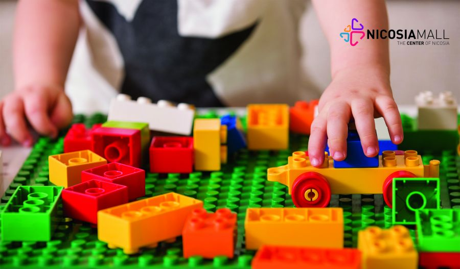 Playing with Bricks 4 Kidz® at Nicosia Mall