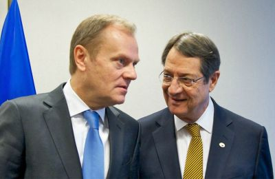 European Council President in Nicosia to discuss Turkey's activities in EEZ with President Anastasiades