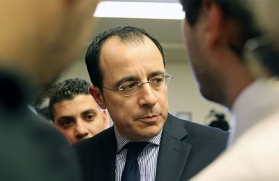 Christodoulides reacts to Turkish pause in Syria, saying 'any termination of illegal acts' is a positive development