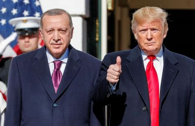 Conflicts between US and Turkey remain unresolved despite 'productive' encounter