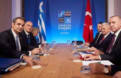 Greek Prime Minister says 'all issues' raised in meeting with Turkish President