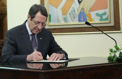 Cypriot president: next step will be to ban all movement without exceptions