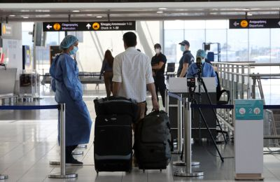 Health expert on Cypriot government's public health task force calls for tests on all passengers