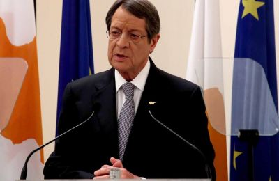 Anastasiades: Patriotic realism dictates solution through diplomacy, not weapons