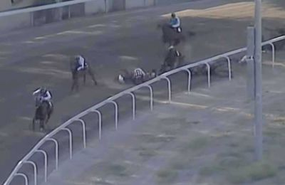 Jockey undergoes emergency surgery following accident on racecourse in Agios Dhometios