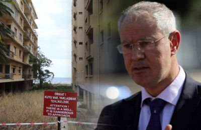 Turkish Cypriot politician tells Kathimerini Cyprus opening Varosha not against UN resolutions, good for whole island
