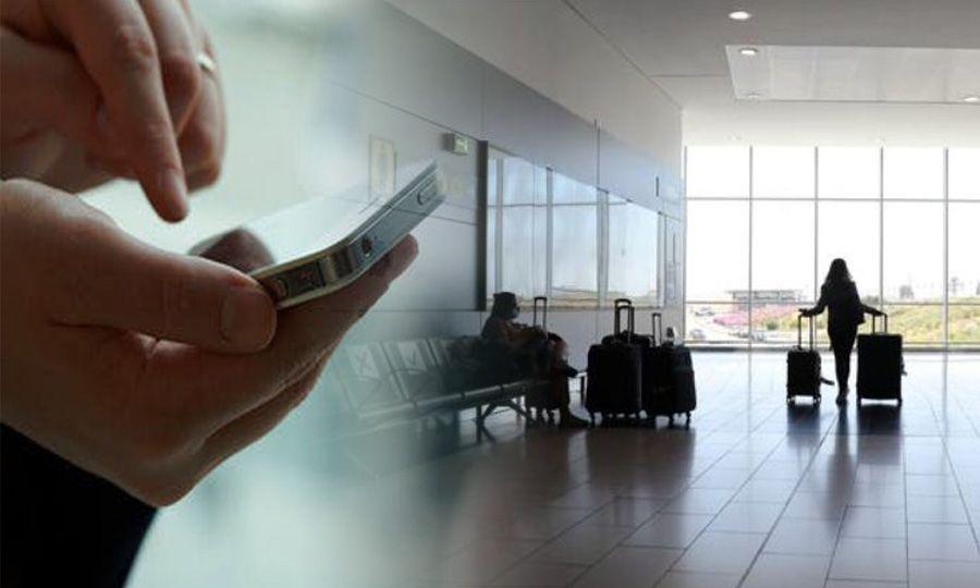 Οι ταξιδιώτες απομόνωσης βρίσκουν παραθυράκι SMS, KNEWS