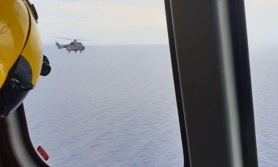 Δεν υπάρχει ακόμη ενημέρωση για τον ναυτικό που χάθηκε στη θάλασσα, KNEWS